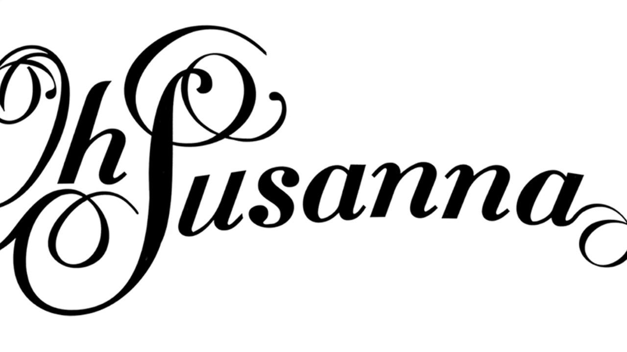 Наступающим днем, картинки с надписью сюзанна