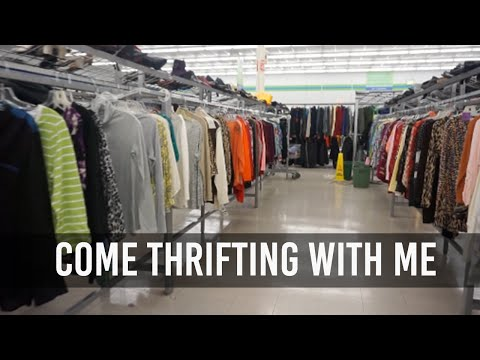 Come Thrifting With Me: North Wales, Pennsylvania | PAIGE MARIAH