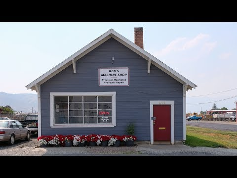 Machine Shop for Sale in Oregon
