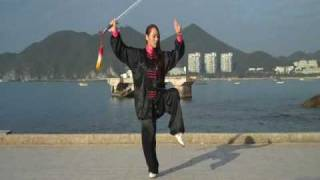 Tai Chi Sword 32-Form
