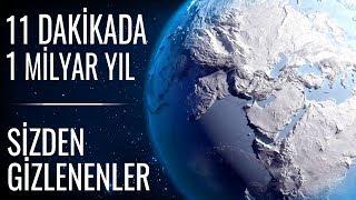 Dünya'nın Gizli Tarihi: M.Ö. 1 Milyar Yılından Günümüze!