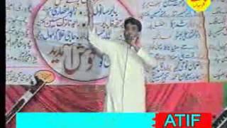 Raja Hafeez Babar Vs Raja Nazak & Raja Abid Vs Haji Ghulam Rasool - Pothwari Sher - P1 [0590]
