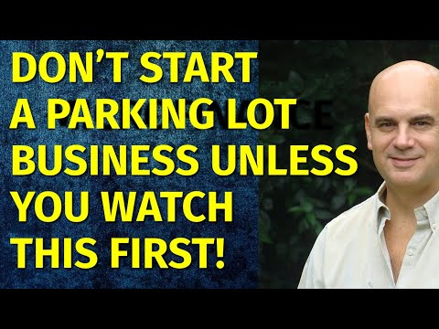 How to Start a Parking Lot Business | Including Free Parking Lot Business Plan Template