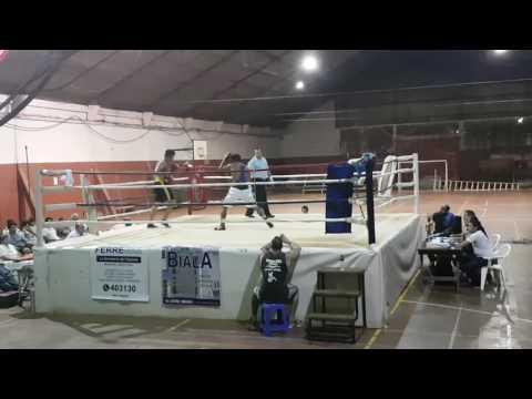 La Roca Fitness & Fighting - Matias Duarte Campeon Provincial de Boxeo-Team Braganza