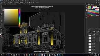 видео Архитектурное освещение фасадов