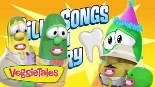 VeggieTales | The Water Buffalo Song | Veggie Tales Silly Songs With Larry | Silly Songs