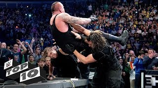 Download Video SmackDown's most extreme moments: WWE Top 10, Oct. 13, 2018 MP3 3GP MP4