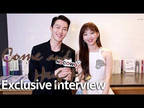Exclusive Interview with Jang Ki Yong & Jin Ki Joo [Come and Hug Me]