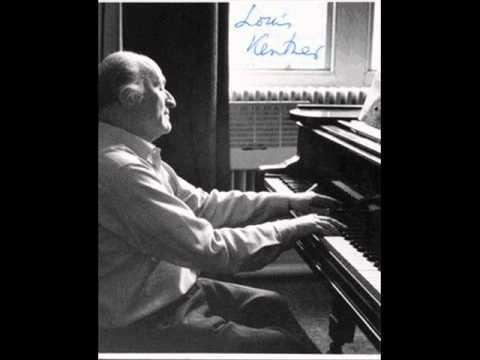 Louis Kentner - Beethoven Piano Sonata Hammerklavier Op 106 (i)