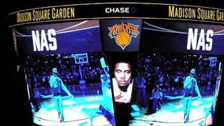 NAS LIVE AT MADISON SQUARE GARDEN
