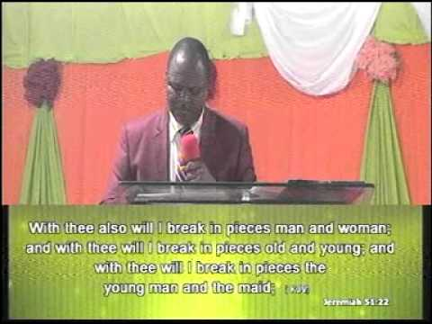 GOD'S CONVENANT WITH HOLINESS MOVEMENT Pastor Paul Rika