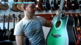 Видео Обзор Гитары Leotone L 3 от Салона Гитар и Комплектующих Maestro