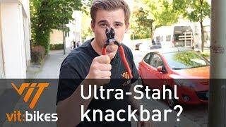 Ultra Unknackbar durch Ultra Stahl - vit:bikesTV Panzerknacker
