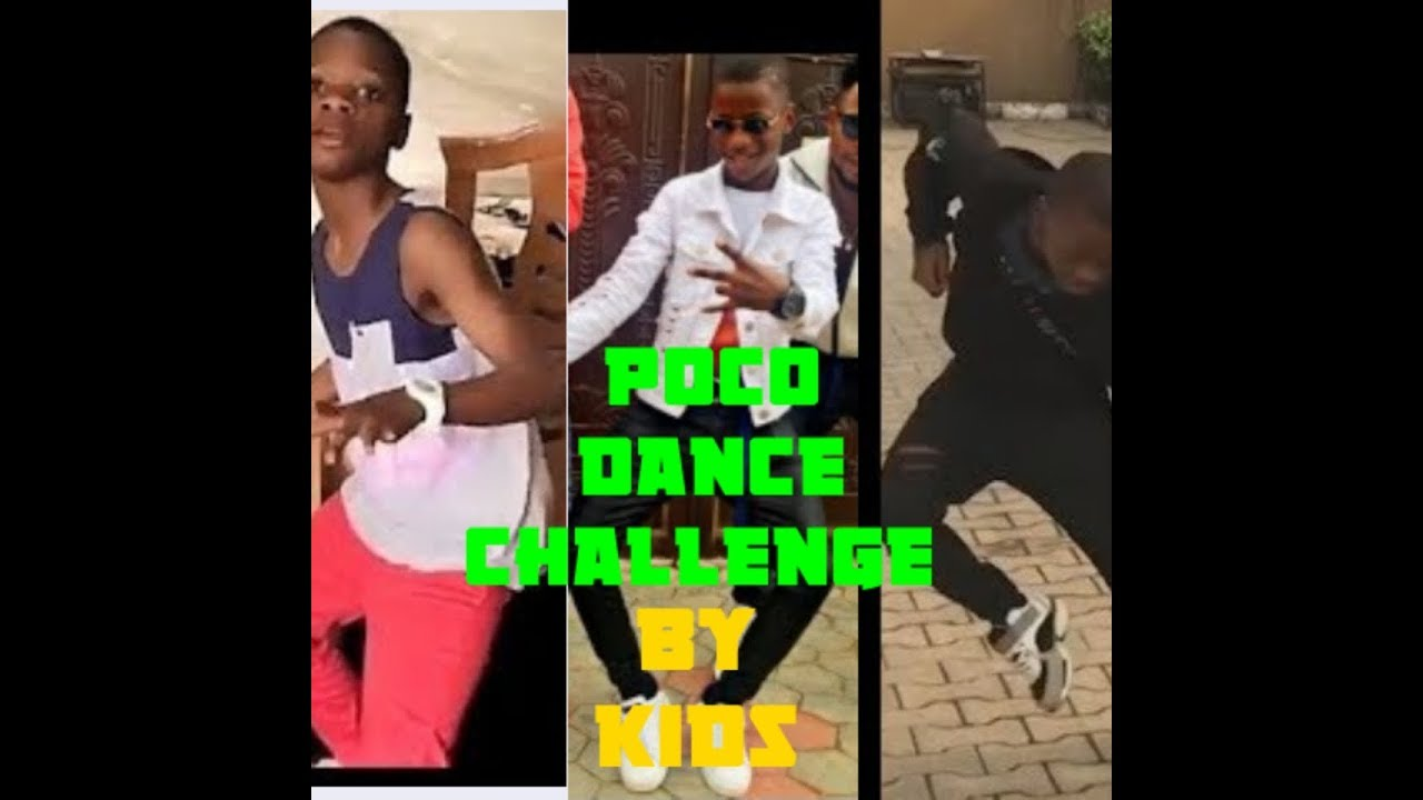Download Poco Dance Challenge by Kids: I couldn't believe this