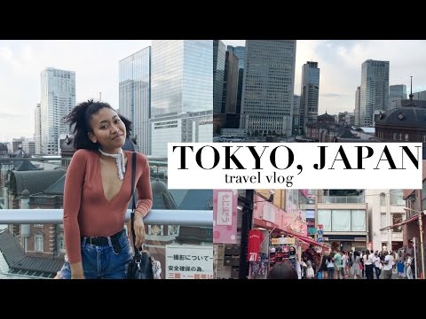 TOKYO, JAPAN // travel vlog