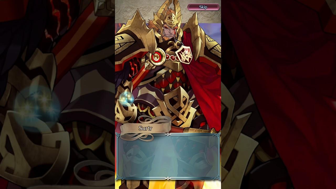 Fire Emblem Heroes Hawtai: Book II Chapter 1 The Flame
