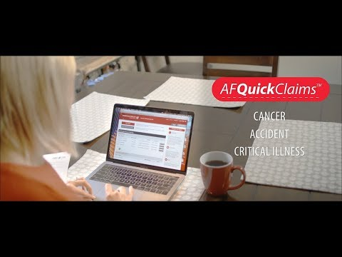 Introducing AFQuickClaims From American Fidelity Assurance Company
