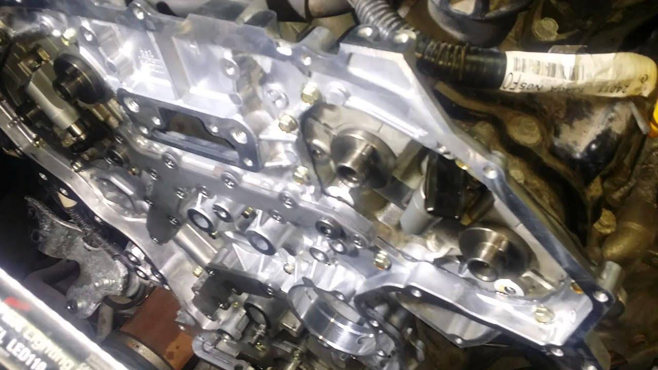 Nissan Murano Timing Chain