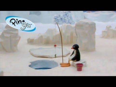Pingu: Pingu Goes Fishing