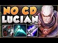 WTF! RIOT 100% BROKE LUCIAN WITH NEW ESSENCE REAVER! LUCIAN SEASON 8 TOP GAMEPLAY! League of Legends