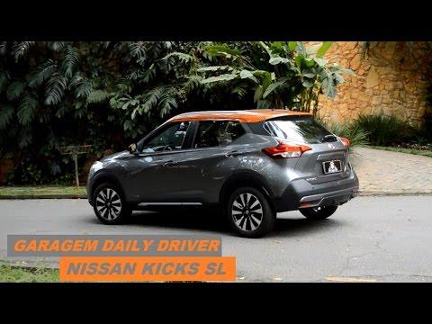 Garagem Daily Driver: Nissan Kicks acirra a briga entre os SUVs compactos