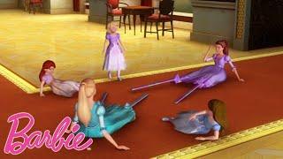 12 танцующих принцесс Barbie Россия 💖островные принцессы 💖Отрывки из фильмов Барби