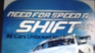 (iPad) Need for speed Shift All Cars Unlocked & Purchased