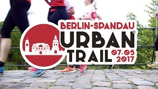 Urban Trail Berlin Spandau 2017 - Aftermovie