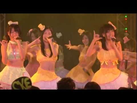 SKE48 「天下を取るぜ!!」(マンゴーNo.2, チャイムはLOVE SONG)