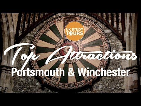 Portsmouth & Winchester Top Attractions - UK Study Tours