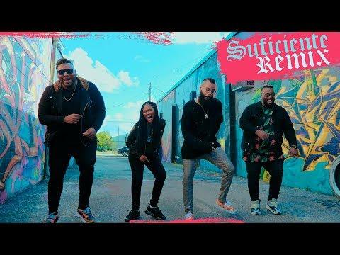 Musiko – Suficiente (Remix) ft. Jay Kalyl, Lizzy Parra, Omy Alka