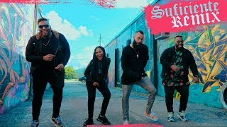 Musiko - Suficiente (Remix) ft. Jay Kalyl, Lizzy Parra, Omy Alka (Video Oficial)