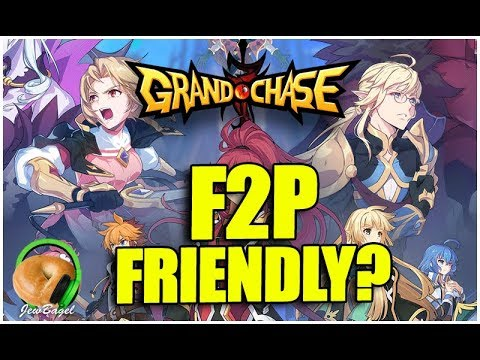 The Most F2P Friendly Mobile RPG?