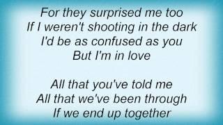 Deep Dish - In Love With A Friend Lyrics