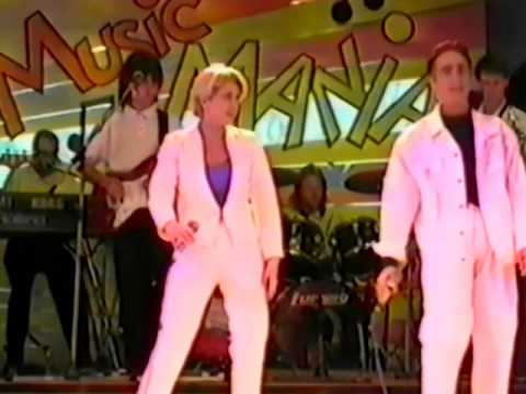Alton Towers Live Show 'Music Mania' full recording of the Short Show 1993 by Kerry Wilson
