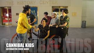 Cannibal Kids Interview Florida Music Festival 2018.