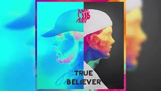 Avicii vs. Madeon - True Believer vs. All My Friends (Megu Mashup)