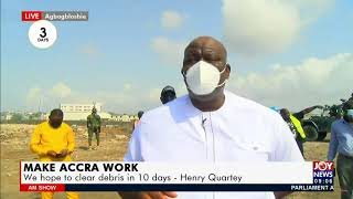 Government to establish City Response Team to support police in Greater Accra Region - Henry Quartey