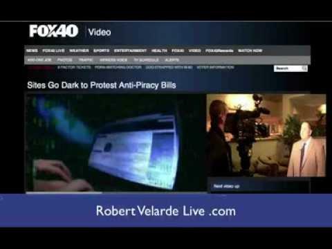 Sopa Pipa Bill Sacramento Fox40 News Robert A. Velarde Social Media