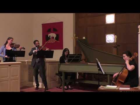 Trio Sonata in A Major, Op  3 – Evaristo Felice Dall'Abaco