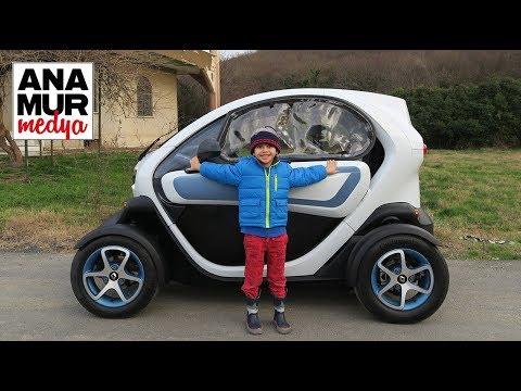 Renault Twizy 2017 Baba Oğul Test