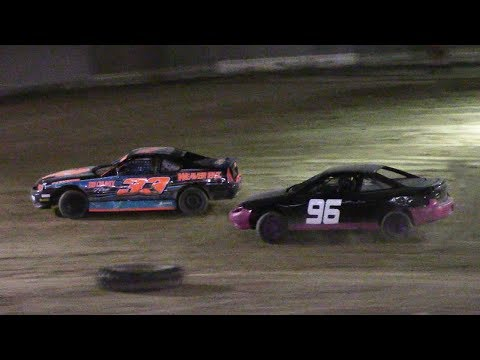 Mini Stock Feature | Old Bradford Speedway | 6-11-17