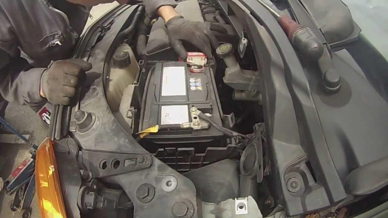 Batterie C3 Diesel changement batterie citroen c3 picasso