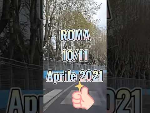 Formula E , E-Prix 2021 Roma #Short
