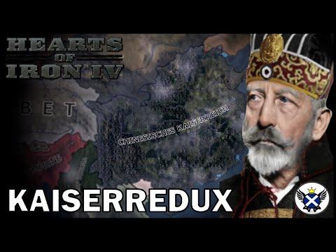 Forming the Chinese Kaiserreich! | HOI4 Kaiserredux (A.O.G) |