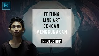 How to make line art with pen tool [PSD]