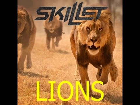 "Skillet - ""Lions"" [Official Video]"