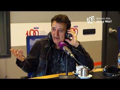 Manolo García visita ¡Buenos días, Javi y Mar!