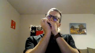 Home on the Range - Old Time Harmonica