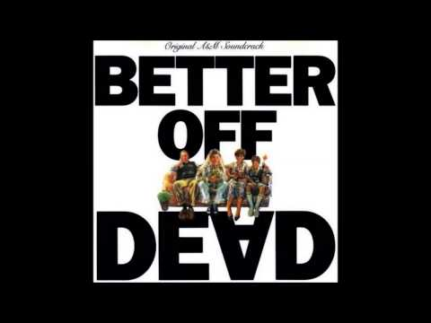 Better Off Dead Soundtrack HQ - 01 With One Look - Rupert Hine